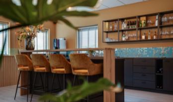 Bar tredos interieur